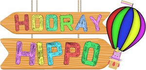 HOORAY HIPPO